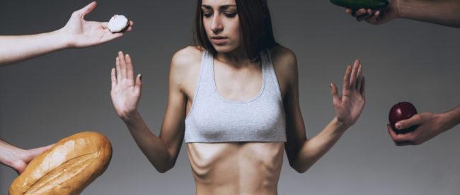 Magersucht Krankheit